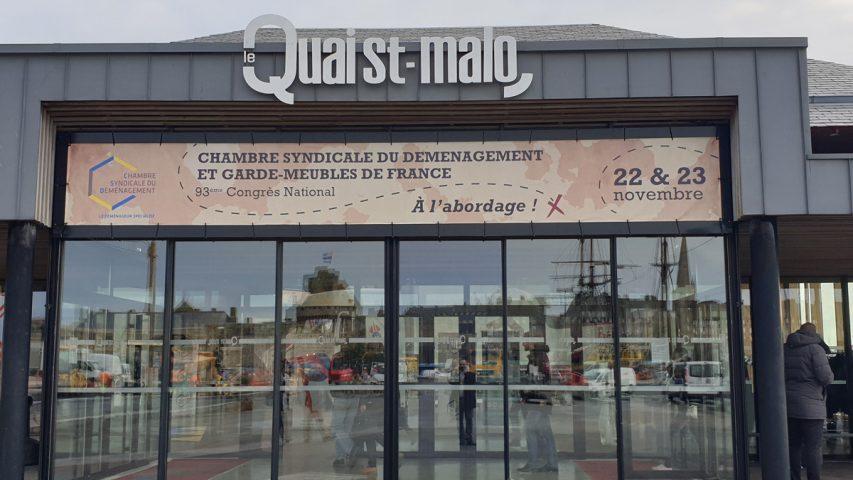 Congres csd st malo creagidem - Chambre syndical du demenagement ...